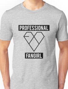 PROFESSIONAL EXO FANGIRL Unisex T-Shirt