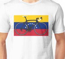 Bike Flag Venezuela (Big - Highlight) Unisex T-Shirt