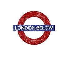 London Below Photographic Print