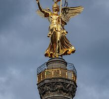 Victory Column, Berlin by fotosic