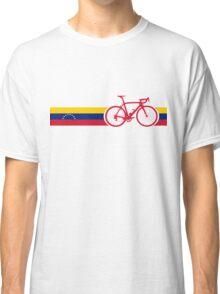 Bike Stripes Venezuela  Classic T-Shirt