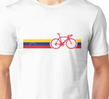 Bike Stripes Venezuela  Unisex T-Shirt