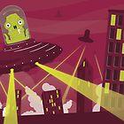 Alien Invasion by David Wildish