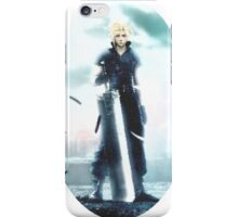 Final Fantasy 7 - Cloud Glass iPhone Case/Skin