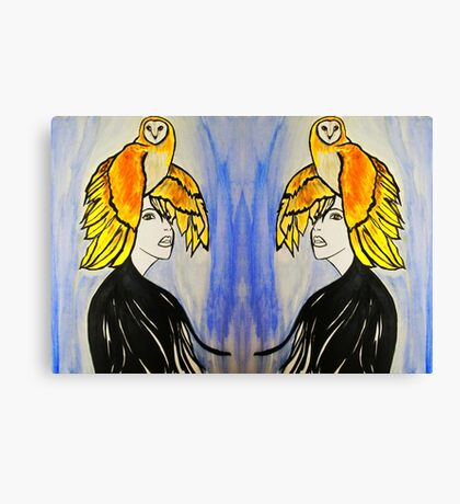 Soul Mate Canvas Print