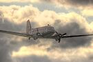 The Douglas C-47 Skytrain - Wings And Wheels 2014 - HDR by Colin J Williams Photography