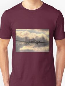 The Douglas C-47 Skytrain - Wings And Wheels 2014 - HDR Unisex T-Shirt