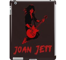 Joan Jett  iPad Case/Skin