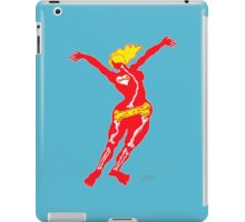 Heartbone - neon iPad Case/Skin