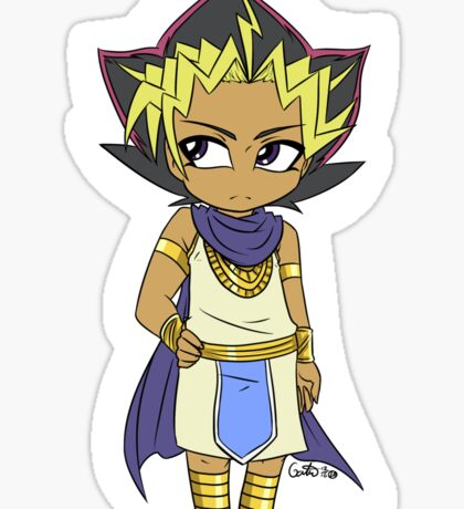 Chibi Atem Sticker