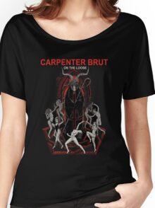 Carpenter Brut Women's Relaxed Fit T-Shirt