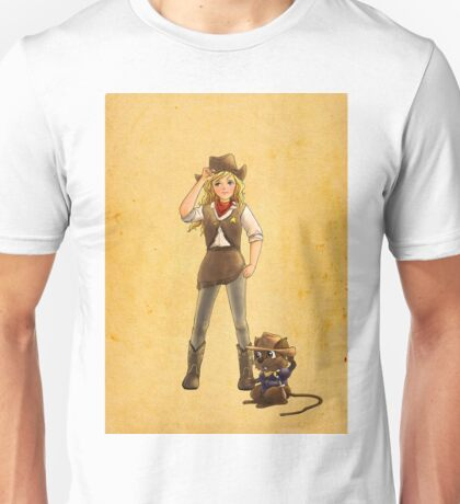 Tammy And Alfred Tame the West! Unisex T-Shirt