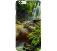 Mathinna Falls, north-eastern Tasmania iPhone Case/Skin