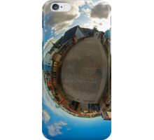 City Walls of Derry at Ferryquay Gate iPhone Case/Skin