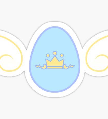 Royal Egg Sticker