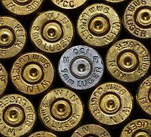 9mm Brass #1 by zingarostudios