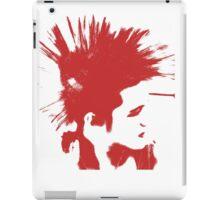 Punk, Mohawk iPad Case/Skin
