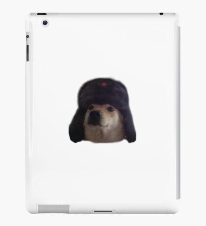 Soviet Woofer iPad Case/Skin