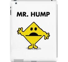 Mr Hump iPad Case/Skin