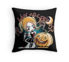 Hey Pumpkin Throw Pillow