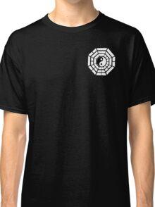 Eight-trigrams Pakua - White Classic T-Shirt