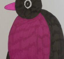 Percy the penguin Sticker