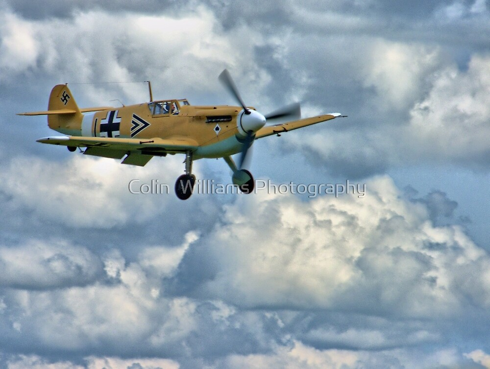 Wheels Down - HDR by Colin  Williams Photography