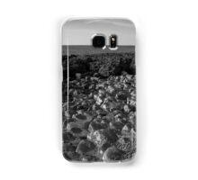 The Pentagon Rocks Black & White Samsung Galaxy Case/Skin