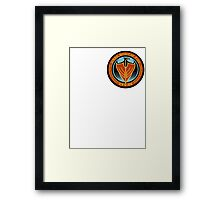 UNSC Spirit of Fire Framed Print