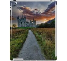 Kilchurn Castle iPad Case/Skin