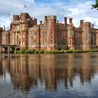 Herstmonceux Castle by Southernlass