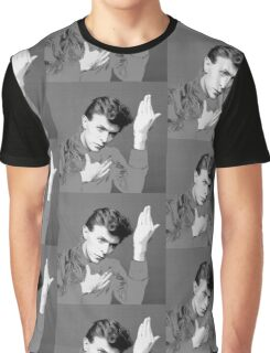 David Bowie Pop Graphic T-Shirt