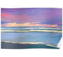 sea landscape Poster