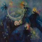 Illusory Waltz  - Impossible Love - series by dorina costras