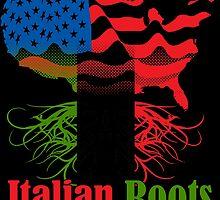 ITALIAN ROOTS by inkedcreatively