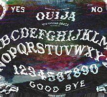 Freaky Ouija Board by Alisha Mumby