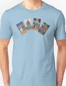 SF Tarot Enemies T-Shirt