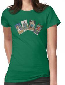 SF Tarot Enemies Womens Fitted T-Shirt