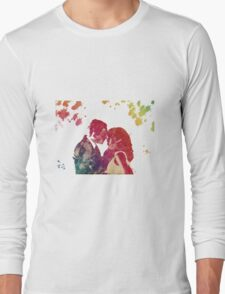 Scandal - Fitz & Olivia - no background *notebooks and journals added* Long Sleeve T-Shirt