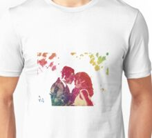 Scandal - Fitz & Olivia - no background *notebooks and journals added* Unisex T-Shirt