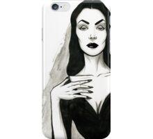 Vampira iPhone Case/Skin