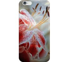Portrait of a Lily iPhone Case/Skin