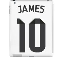 James 2014/2015 iPad Case/Skin