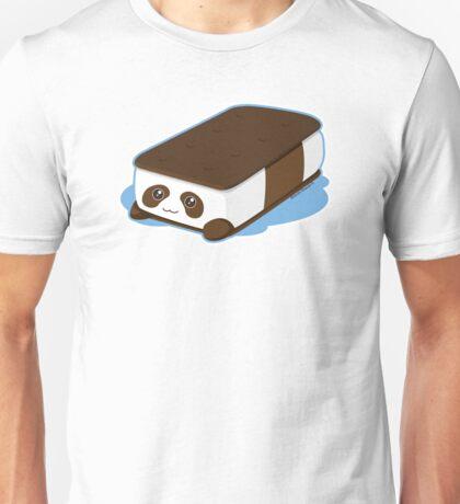 Cute Panda Bar Ice Cream Unisex T-Shirt