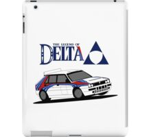 Legend Delta iPad Case/Skin