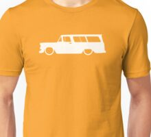 Lowered Classic SUV for Chevrolet Suburban 1960-1963, 6th Gen enthusiasts Unisex T-Shirt
