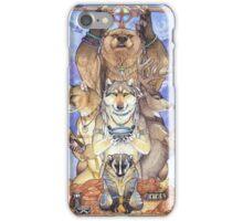 Animal Totem  iPhone Case/Skin