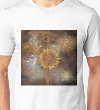 One Ring To Rule Them All (Square Version) - By John Robert Beck Unisex T-Shirt