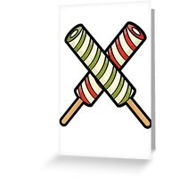 Twisters Greeting Card