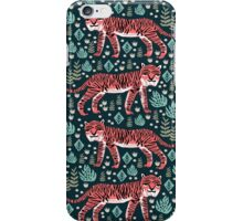 Safari Tiger by Andrea Lauren  iPhone Case/Skin